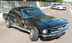 Wrecked Muscle cars - Page 35 - Yellow Bullet Forums