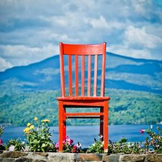 The Red Chair Travels