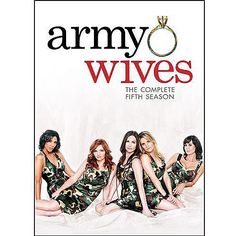 Army Wives: The Complete Fifth Season. Watching this season right now.