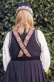 Hello all, Today I will cover the last province of Norway, Hordaland. This is one of the great centers of Norwegian folk costume, hav. Folk Costume, Costumes, Traditional Outfits, Norway, Scandinavian, Embroidery, Culture, Sewing, Cover