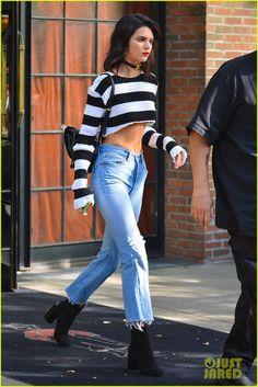Kendall Jenner & 'Garage' Mag Team Up For Exclusive Snapchat Filter | kendall jenner garage mag snapchat filter 05 - Photo