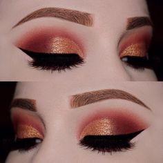 Another shot of my burgundy look ❤️ - Eyeshado