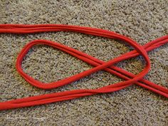 Heart, Home and Hunger: crafting: no sew celtic knot headband