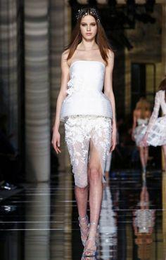 Zuhair Murad Couture Spring Summer 2016 Paris