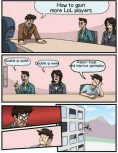 League of Legends will be like