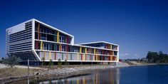 modern office building sustainable architecture design