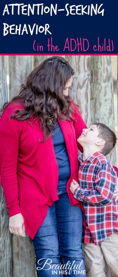 Attention needs: the ADHD child and the momma who loves him