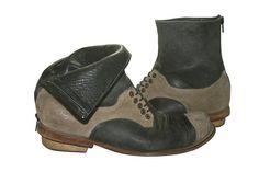 Hey, diesen tollen Etsy-Artikel fand ich bei https://www.etsy.com/de/listing/173488515/navy-cream-leather-boots-for-men-women