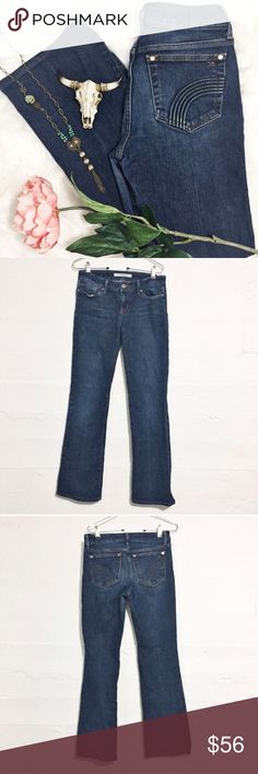Joes Jeans Honey Curvy Fit Joes Jeans Honey Curvy Fit; Boot cut. Curvy fit. 8 inch rise 30 inseam. Open to offers. No trades. Joe's Jeans Jeans Boot Cut