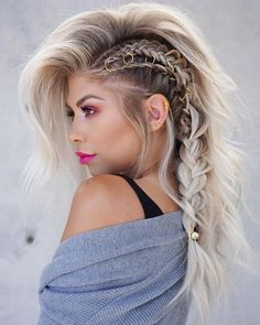 52 Pretty Side Braid Hairstyles For Long Hair You Should Try
