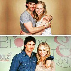 Ian and Candice
