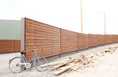 Sound barrier for Versowood, 2015. #karelldesign