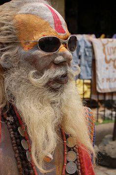 Sadhu sunglasses by gemma.amor, via Flickr