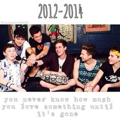 no matter what they do ill always remember them from o2l