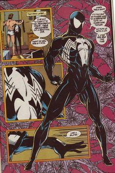 Homem Aranha/Venom de Todd Mcfarlane. http://www.99wtf.net/category/young-style/casual-style/