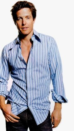 Hugh Grant... He can move in any time...