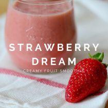 Strawberry dream Pie Recipes, Baking Recipes, Strawberry Pie, Smoothies, Pudding, Vegetarian, Fruit, Eat, Desserts