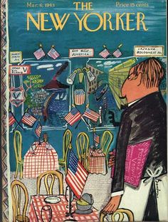 Cover artwork by Ludwig Bemelmans