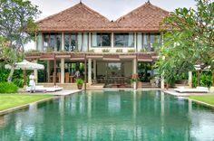 So beautiful! Shalimar Villas in Bali