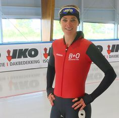 B+O sponsors ice skater Marije Joling in her race to the Olympics in 2018.