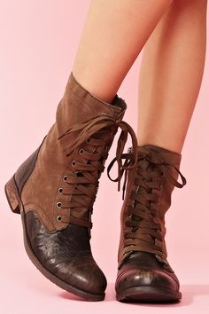 boot love. I swear my whole house would be filled by boots if I had my way.