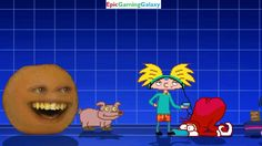 Annoying Orange & Arnold VS Stimpy The Cat And Twilight Sparkle In A MUGEN Match / Battle / Fight This video showcases Gameplay of Twilight Sparkle From The My Little Pony Friendship Is Magic Series And Stimpy The Cat From The Ren & Stimpy Series VS Arnold From The Hey Arnold! Series And The Annoying Orange In A MUGEN Match / Battle / Fight