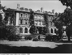 The Carnegie Mansion located at 9 East 90th Street in New York City was built in 1901, and underwent major renovation in order to become the new home of the Cooper-Hewitt, National Design Museum, 1976.