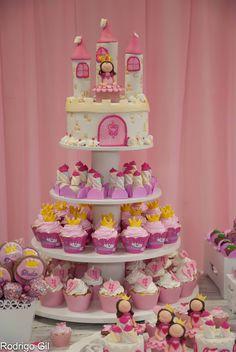 cupcakes PRINCESAS - Princess