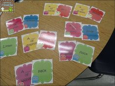 2nd Grade Pad: Collective Nouns & Freebie #11
