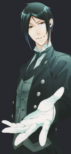 Sebastian: Please do come in. Welcome to the Phantomhive estate.