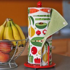 Snapping Paper Towel Set Reusable Eco-Friendly CHOOSE