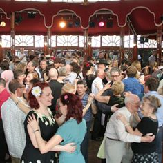 Join The Ragroof Players for a stylish afternoon tea dance for all ages and levels of experience. Come and trip the light fantastic to the sounds of the roaring 20s, 30s and 40s and experience the glamorous heyday of ballroom dance, with a dash of luscious Latin and scintillating swing.