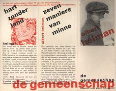 De gemeenschap – Paul Schuitema (Dutch)