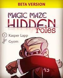 Hidden Roles - expansion Magic Maze