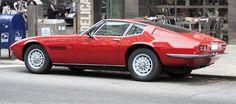 Maserati Ghibli I 1967