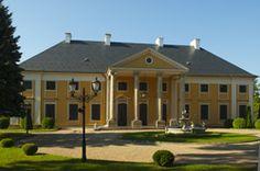 Zichy-kastély Nagyvázsony