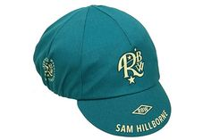 *RIVENDELL* hillborne cycle cap (green)