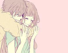Kimi ni todoke so kawaii! Kimi Ni Todoke, Couple Manga, Anime Love Couple, I Love Anime, Anime Couples Hugging, Cute Anime Couples, Couple Hugging, Anime Couples Manga, Anime Kawaii