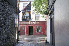 Petite ruelle calme dans Galway - Crédit Photo : Tourism Ireland - Stephen Power