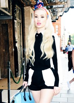 <3 IGGY IS PERFECT <3