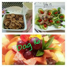 Diet Meals, Diet Recipes, 28 Dae Dieet, Dieet Plan, 28 Days, Afrikaans, Eating Plans, Acai Bowl, Diabetes