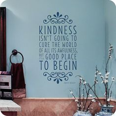 From $13.95, Begin With Kindness