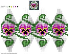 Yarns for Knitting and Crochet Patterns Knit Christmas Ornaments, Beaded Ornaments, Christmas Knitting, Beaded Cross Stitch, Cross Stitch Borders, Cross Stitch Patterns, Peyote Patterns, Beading Patterns, Crochet Patterns