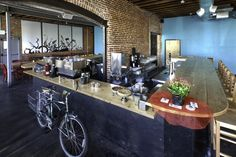 Denver Bicycle Cafe brings bikes, beers and coffee to City Park West starting tomorrow - Cafe Society