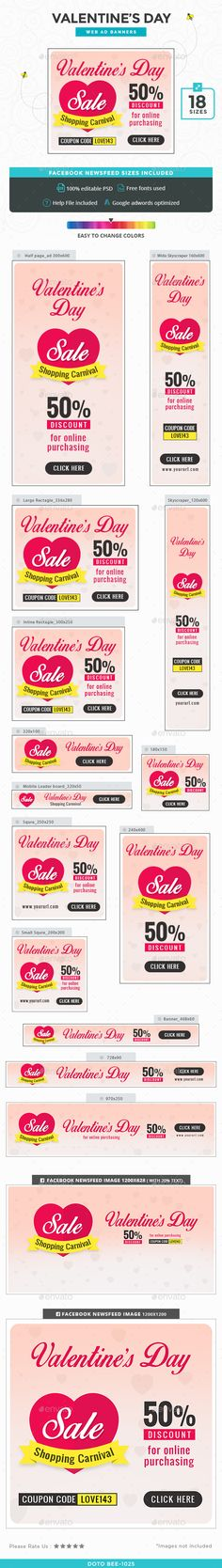 Memorial Day Banners Banner template, Banners and Web banners - christmas coupons template
