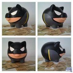 chanchitos alcancia superheroes - Buscar con Google