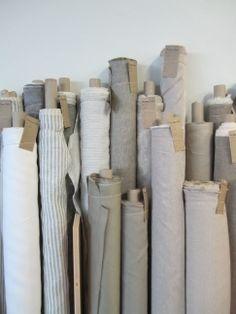 LA the fabric store beige