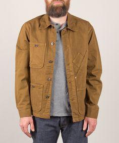 Coverall Jacket by Tellason   DBA Work Jacket   Pinterest   Jackets