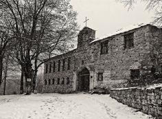 Saint Joan Prodhomi Manastire,Voskopoje,Korce