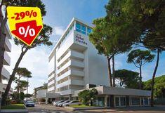 Hotel Florida****, Obere Adria / Italien, ab €179,- Solarium, Multi Story Building, Florida, Turkish Bath, Single Divan Beds, Steam Bath, Relax Room, Exercise Rooms, Rooftop Deck